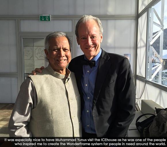 WAM&Yunus@ICEhouse2